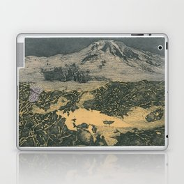 shroom on venus Laptop & iPad Skin