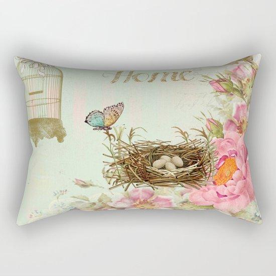Home Sweet home #4 Rectangular Pillow