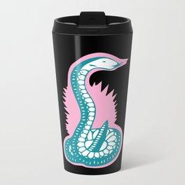 Snake 1 Metal Travel Mug