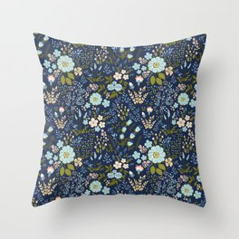 Speedwell Throw Pillow