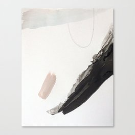 Day 17: Simply nothing, nothing simple. Canvas Print