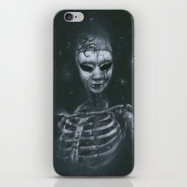 Empty Space iPhone Skin