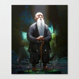 Sensai's Lair Canvas Print