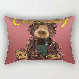 Corduroy Rectangular Pillow