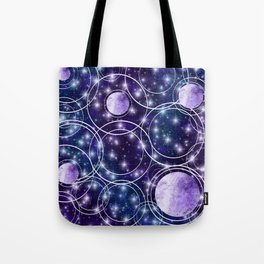 The Way To Gallifrey Tote Bag