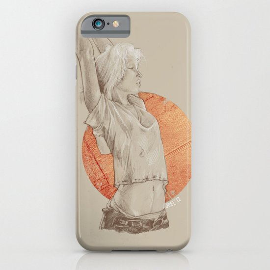 Anja iPhone & iPod Case