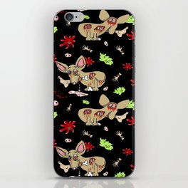 Zombie Chihuahua iPhone Skin