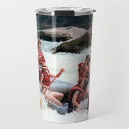 Rafting the Youghiogheny Travel Mug