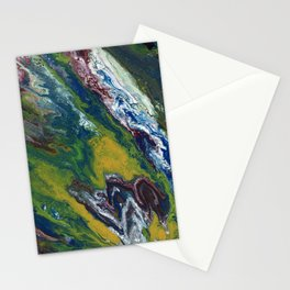 View From Space Stationery Cards