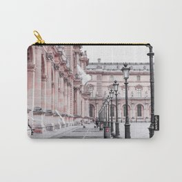 French Pigeons Carry-All Pouch