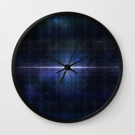 itur ad astra Wall Clock
