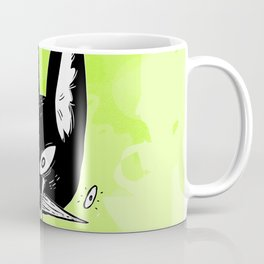 Faith like the Jackal Coffee Mug
