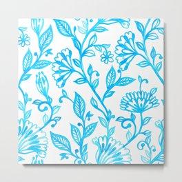 Fantasy flower Metal Print