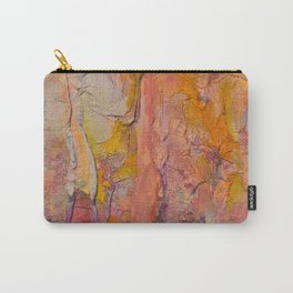 Scrunched Colors Carry-All Pouch