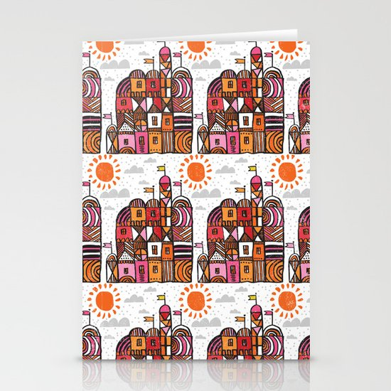 chateau Stationery Cards