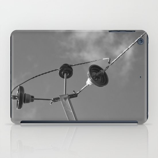 commune with the sky... iPad Case