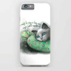 Lazy Cat Slim Case iPhone 6s