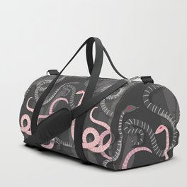 Snakes pattern 008 Duffle Bag