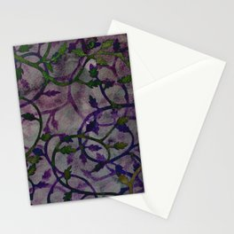 Foliage in Novembre Stationery Cards