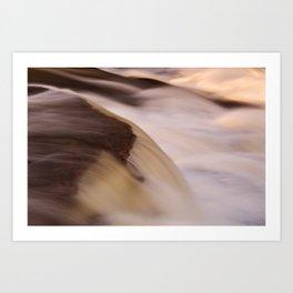 Swallow Falls Close-up Art Print