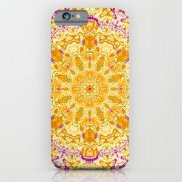 mandala fun 3181 iPhone Case