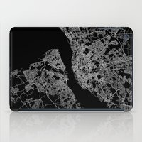 liverpool iPad Cases featuring Liverpool by Line Line Lines