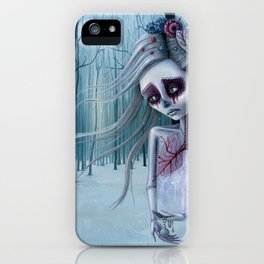 Beautiful decay of life iPhone Case