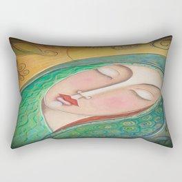 Mary Magdalene  Rectangular Pillow