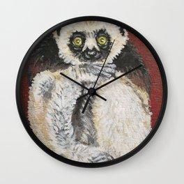 sifaka Wall Clock