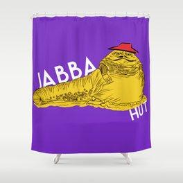 Jabba Hut Shower Curtain