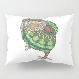 Mandala Kakepo from NZ Bird Collection Pillow Sham