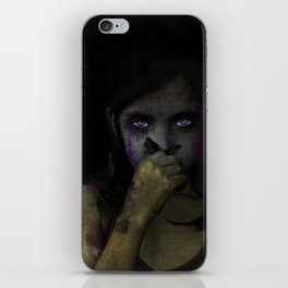 From darkness iPhone Skin