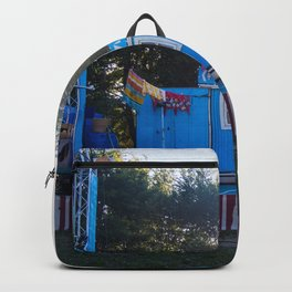 Campground Circus Fun Backpack