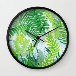 Spring series no. 5 Wall Clock
