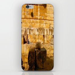 Behind  iPhone Skin