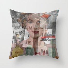 1957 Throw Pillow