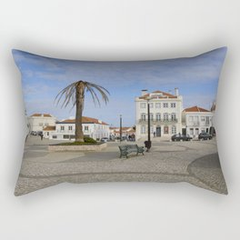 Nazaré Plaza Rectangular Pillow