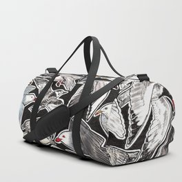 Sea gulls for bird lovers Duffle Bag