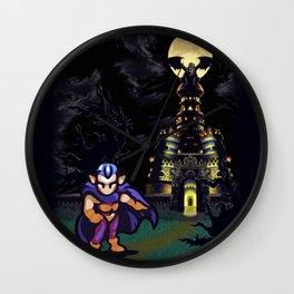 Magus Castle w/Magus Wall Clock