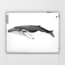 North Atlantic Humpback whale Laptop & iPad Skin