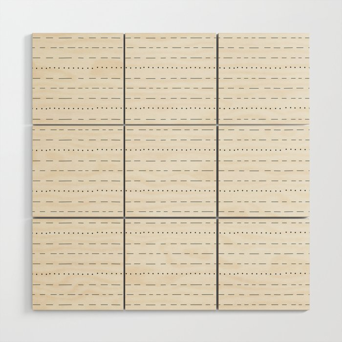 Coit Pattern 53 Wood Wall Art
