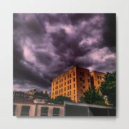 Bush Hotel Metal Print