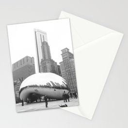 The Chicago Bean #2 Stationery Cards