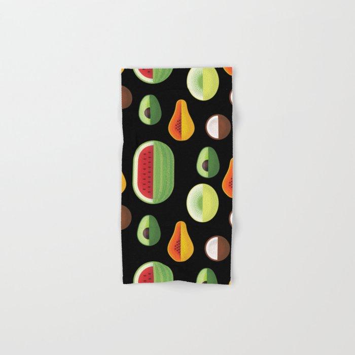 Fruity Hand & Bath Towel
