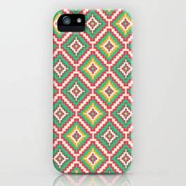 Indi-abstract#08 iPhone Case