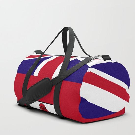 Bermuda flag emblem by textures