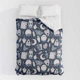Dark Mystical Comforters