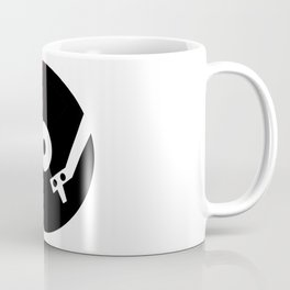 Starman Vinyl Coffee Mug
