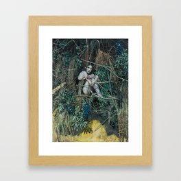 Anima Shakti Framed Art Print