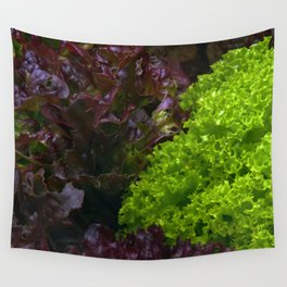 Salads Wall Tapestry